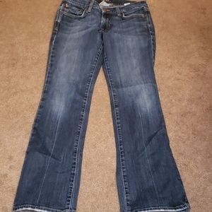Lucky Brand Jeans - Lucky short inseam classic rider jeans